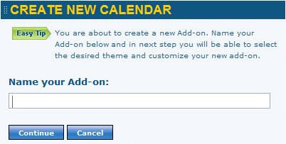 EWC Calendar